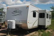 2008 KZ Spree - 32 Ft Bunkhouse