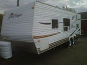 (((((REDUCED))))) 2007 NEW HAVEN VIKING TRAILER WITH KITCHEN